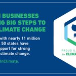 .@WhiteHouse announces that 154 companies have partnered w/ @POTUS to #ActonClimate. https://t.co/qG3kyB2CVm #COP21 https://t.co/RX4IHPaONJ