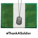 We are using the Internet as a kick-off platform to appreciate our men/women in uniform. Theme: #ThankASoldier https://t.co/6pyJ6K00NW