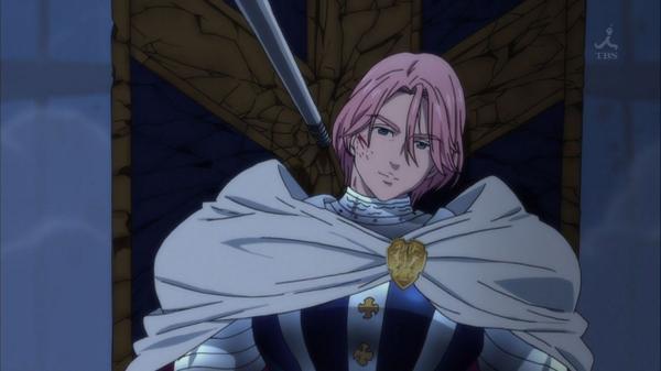 七つの大罪第二話 聖騎士の剣#7つの大罪