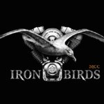 """Наша любимая находка. Артем Чайка - байкер. У него есть свой мотоклуб """"ЖЕЛЕЗНЫЕ ПТИЦЫ"""". На логотипе - хищная чайка. https://t.co/uv99D8dzvr"""