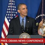WATCH LIVE: President Obama holds a news conference in Paris https://t.co/PZJne0Uzhz #COP21 https://t.co/6LDgh2uq2j