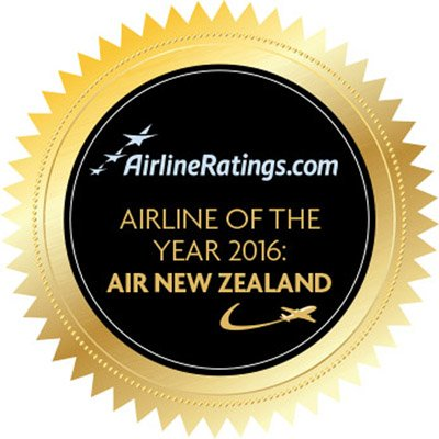 Star Alliance is proud of the Excellence Awards by for NZ and SQ: