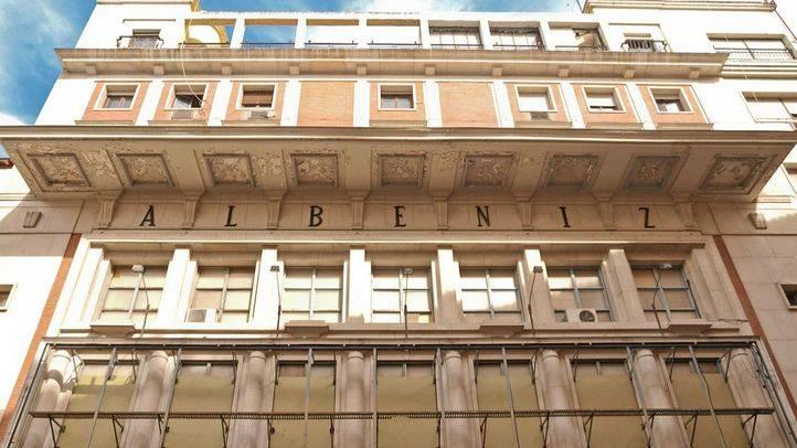 El #TeatroAlbéniz será declarado Bien de Interés Patrimonial https://t.co/XBzpKLxQn5 @salvarelalbeniz https://t.co/Wrq7vvaodd