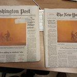 How often does this happen @nytimes @washingtonpost? #awkward https://t.co/DVADi3VhgO