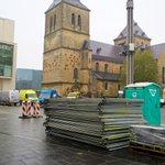 Nog enkele weken voordat #sr15 van start gaat! Vanaf vandaag verandert het centrum #Heerlen langzamerhand! https://t.co/cmX7QQqgB2