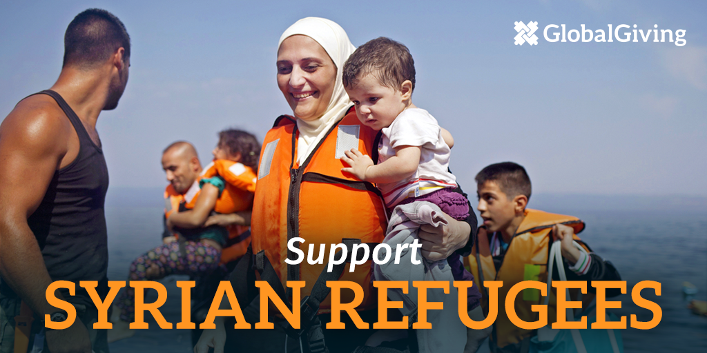Support #SyrianRefugees bracing for winter & get your donation matched » https://t.co/UPf15HuCW0 #GivingTuesday https://t.co/hwwnEu1cAL