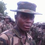Arije Sunday, 7th Division, Maimalari. Thanks for your service, brother. #ThankASoldier https://t.co/Iju5vYWXMw