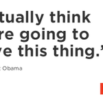 At #COP21, @POTUS said climate change is a massive problem, but hes optimistic. https://t.co/4zEjJ910wG https://t.co/c5QhP0xJab