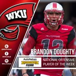 Conference & National Offensive POTW for Doughty! @AutoNation #GoTops | https://t.co/6AN97AFCM3 https://t.co/5rtph4rQhP