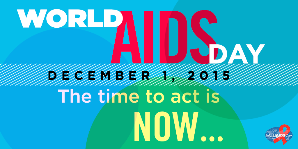 Today is World AIDS Day. What better day to get tested? Act now! #WAD2015 https://t.co/kPtUFN09KK https://t.co/XbXszLearz