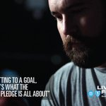 Teaming up w/ @BCBSNC to encourage @Panthers fans to be your best. Take the Pledge to win. https://t.co/zTXVwlhpSP https://t.co/W7sSkN3bVE