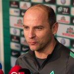 Auch #Werder-Coach #Skripnik und @pizarrinha zeigten sich in der Mixed Zone optimistisch. https://t.co/QYxqjnzHKc https://t.co/I8Kt52KDZL