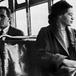 """""""You must never be fearful about what you are doing when it is right."""" 60 years ago today, Rosa Parks kept her seat. https://t.co/x4960pEkIn"""