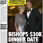 Apparently this cover never made it to customers. Bishops $30k dinner date... https://t.co/ouF0d4lA5F #auspol https://t.co/aK8zCSufyY