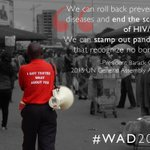 Today, we remember those weve lost to #AIDS &celebrate the lives of those living with #HIV. #WorldAIDSDay #WAD2015 https://t.co/EcS4NBjpmy