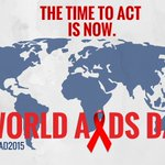 Let's ensure that #WAD2015 is the start of the end of #HIV. https://t.co/w3su6msEZF #AIDSFreeGen #EndAIDS https://t.co/qNFdMmg5o7