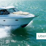 Take a boat ride instead of a car ride at #ArtBasel2015 thanks to #Uber. https://t.co/TuDFUkre6z https://t.co/036k1HZbrs