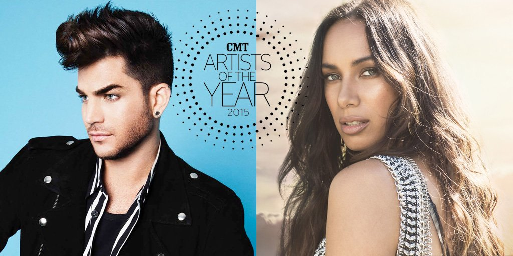 .@adamlambert & @leonalewis set to perform @littlebigtown's #GirlCrush at #CMTAOTY https://t.co/0Fgu572ivs https://t.co/VXql3GN0Fs