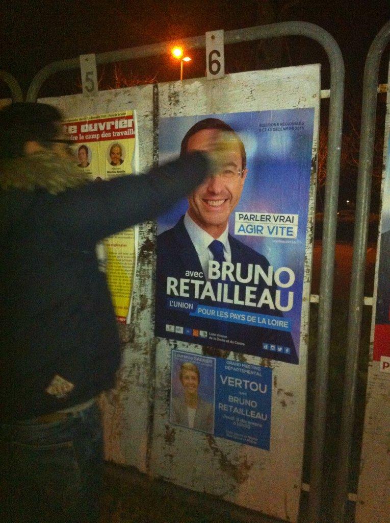 Républicains et UDI sur le terrain à #Orvault derrière @BrunoRetailleau! #AvecRetailleau #VersLaVictoire https://t.co/6fRfYiDC3t