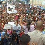 Las calles de Caicara están desbordadas de sentimiento patrio!! Hoy mas que nunca #CaicaraChavista https://t.co/fMG8DrFk3z