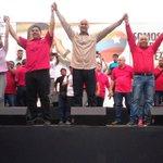 @HectoRodriguez: que sabroso es estar acá, hace 8 años conocí este municipio con Hugo Chávez #CaicaraChavista https://t.co/jFtmlvfkDR