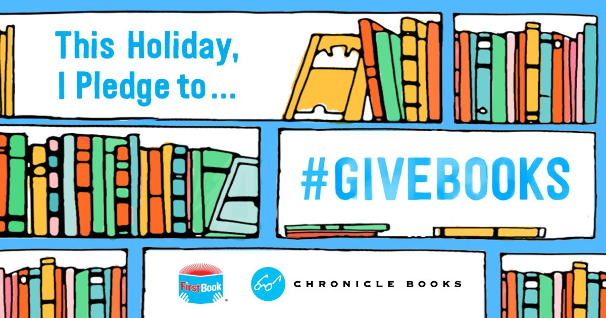 It's #GivingTuesday, so let's #GiveBooks. RT and we'll donate a book to a child in need! https://t.co/l0fbALoGXN https://t.co/SqxYA6mgVc
