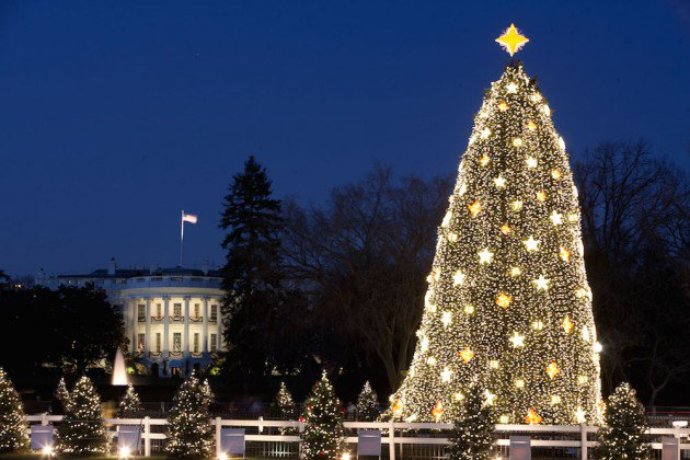Traveling to DC? Put these events on your holiday calendar: