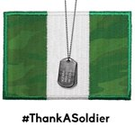 For those weve lost we say Thank you for making the sacrifice #ThankASoldier https://t.co/yk8xYuSGsi