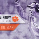 Dabo Swinney voted #ACC Coach of the Year after leading @ClemsonFB to a perfect 12-0 season: https://t.co/b5Lxve2FWI https://t.co/zdz0nqcbk3