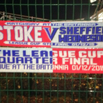 All you half and half scarf fans... #scfc v #swfc hasnt disappointed. Well have updates from 19.45 GMT. https://t.co/dVbhsuGChK