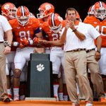 Dabo Swinney named ACC Coach of the Year: https://t.co/kf44dYWGrb #Clemson https://t.co/WYhQcwC82b