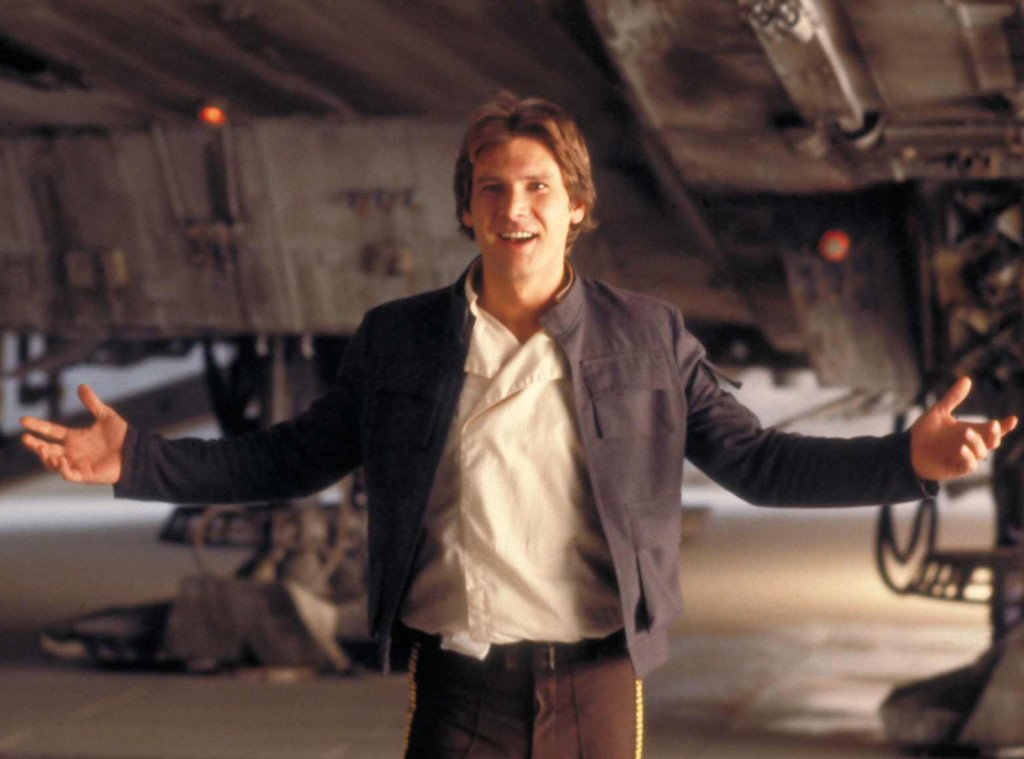 Sounds like Harrison Ford has made a full recovery following his plane crash: