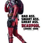 #Deadpool gets cheeky for his international poster. https://t.co/JgxSWpHXYy