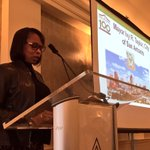 """Mayor Ivy Taylor presenting her """"Vision for San Antonio"""" to the San Antonio Manufacturers Association #SATX https://t.co/qhvAaj0T5Q"""
