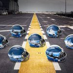 Navy put the anchor down with these awesome helmets for their game against Army. (via @NavyAthletics) https://t.co/0IEwQvW2t5