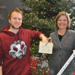 Were giving away a signed @OHLRangers stick for #GivingTuesdayWR to a lucky person who bought a Leejay calendar. https://t.co/hWtU2YE3Yx