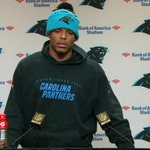 Surprise! @CameronNewton will also be at the podium today! Watch LIVE: https://t.co/pNj7dRgTZF https://t.co/AyKsI53lSW