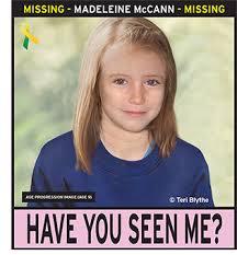 Never give up hope! Missing little girl Madeleine, still missed, still missing. #McCann https://t.co/zkOnEYgDNe https://t.co/xk6s1FRaoM