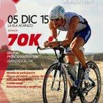 Este 5 de Diciembre Bike Challenge #Acapulco 2015 inscripciones abiertas https://t.co/MqUnpS97XS https://t.co/Hb9HxZhTZR