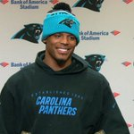 """.@CameronNewton: """"The only focus is going 12-0 right now."""" Watch LIVE: https://t.co/pNj7dRgTZF https://t.co/1XmE72KJRN"""