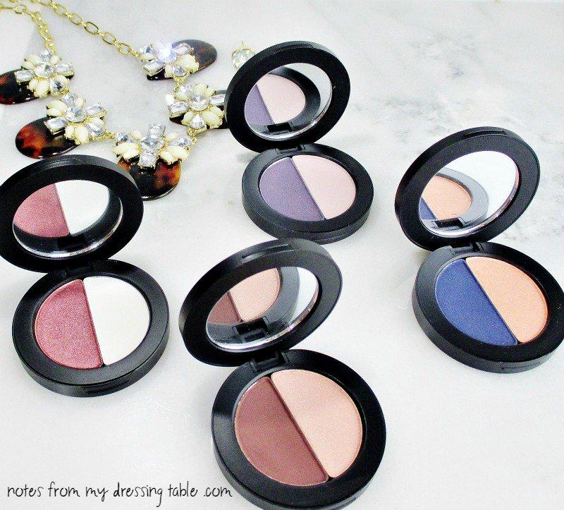 Mineral eye makeup