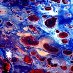#EarthArt Where does this area of #Australia take your imagination? #YearInSpace https://t.co/7kQxz2kuj2