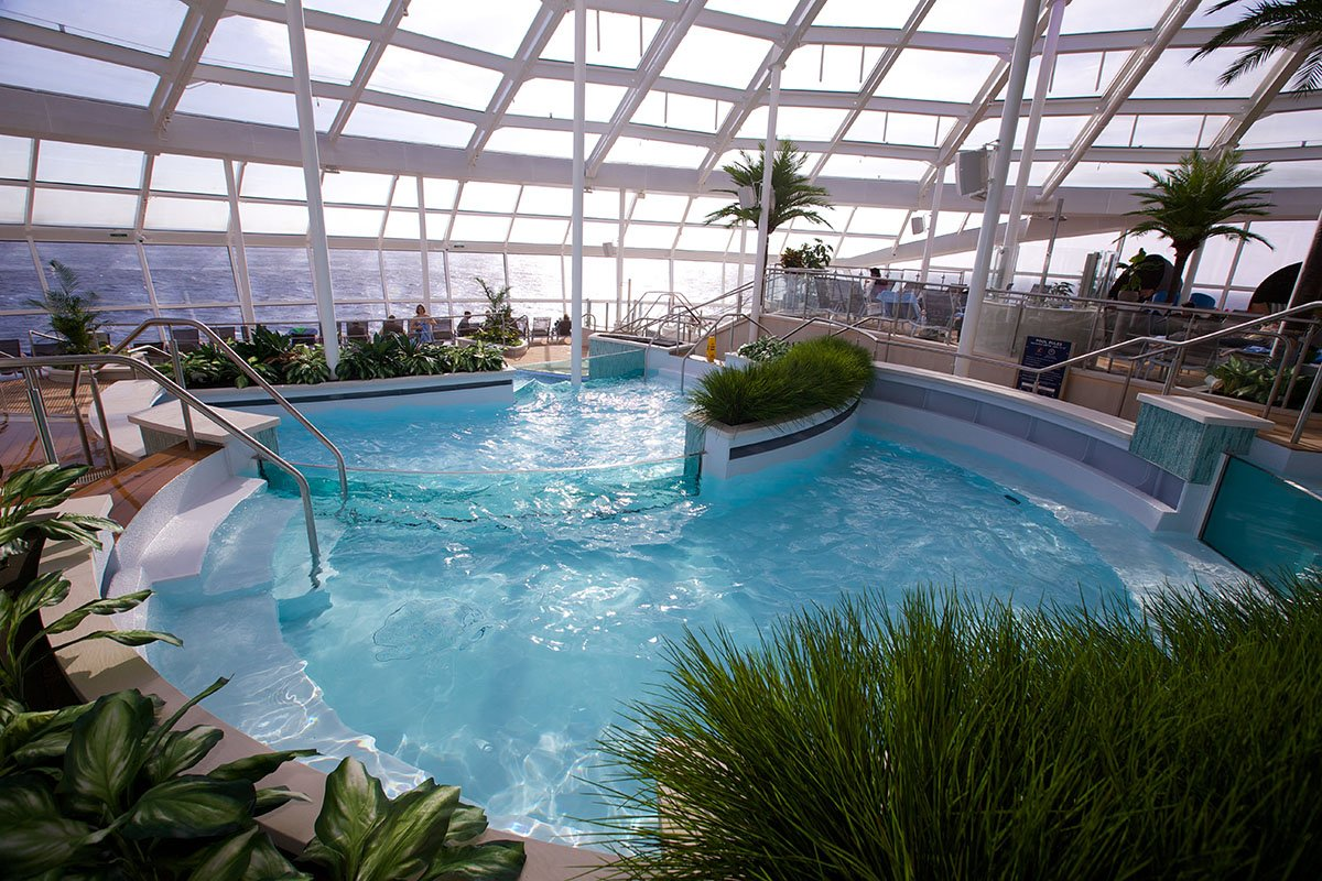 @CruiseLineFans A2 How about time at the adults only Solarium pool? #CruiseChat https://t.co/0GKLdfOF4O