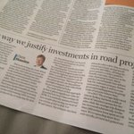 Excellent piece by Chris Standen on the flawed assessment of road projects via @smh https://t.co/4yQksBAViF https://t.co/mGC4cgPYM0