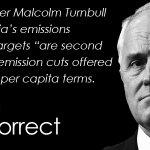 How do Aus #cop21 emissions targets stack up on a per capita basis? https://t.co/klht6d3ima #factcheck #auspol https://t.co/VNLIKMnQb2