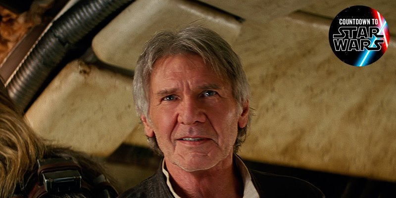 EXCLUSIVE: Why Harrison Ford returned to StarWars: TheForceAwakens as Han Solo