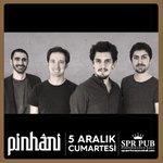 5 Aralıkta @PinhaniTakip konseri Eskişehir @SprPubEskde! RTleyen 3 üniversiteliye çift kişilik bilet hediye! https://t.co/yznFUd1dDi