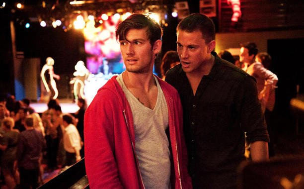 MagicMike costars Alex Pettyfer and Channing Tatum join the list of feuding celebs: