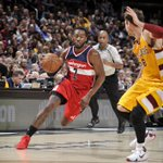 John Wall goes for a season-best 35 w/ 10 asts to lead @WashWizards to a 97-85 win over @cavs. LeBron had 24p & 13r. https://t.co/ZdaxTFUHKU
