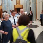First arrest is made. This is a peaceful protest #peoplesparliament https://t.co/Nq9fBm2WdG